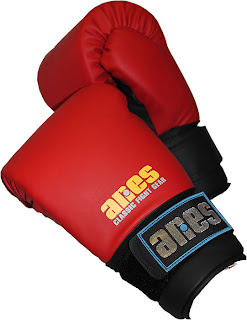 Guantes para aerobic o cardio boxing