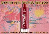 Sorteo Champú Haircola