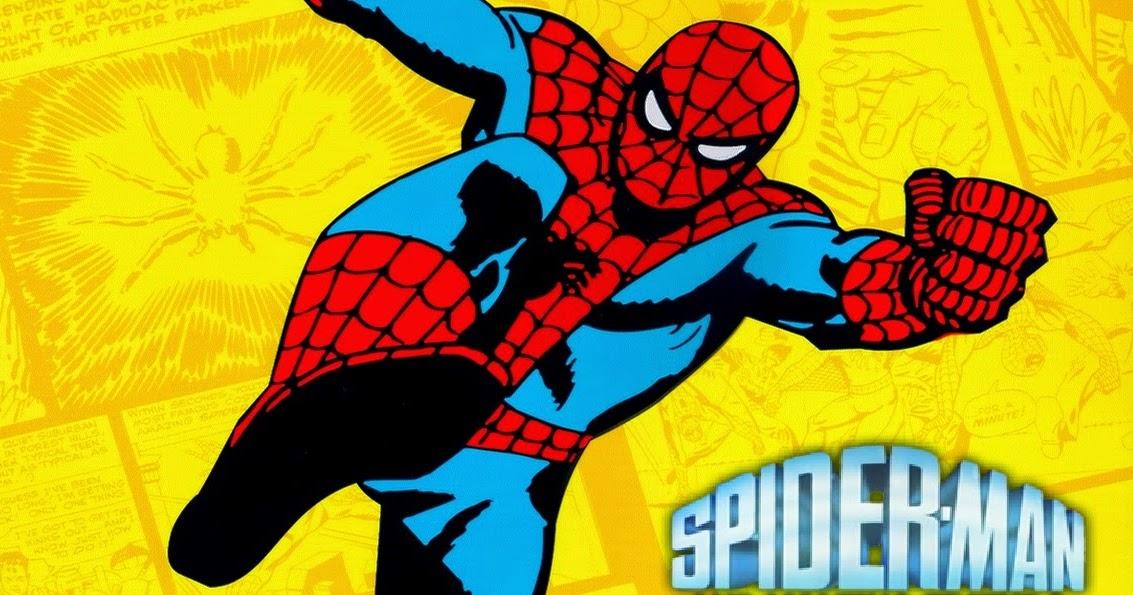 Il mondo di supergoku serie animate spider man