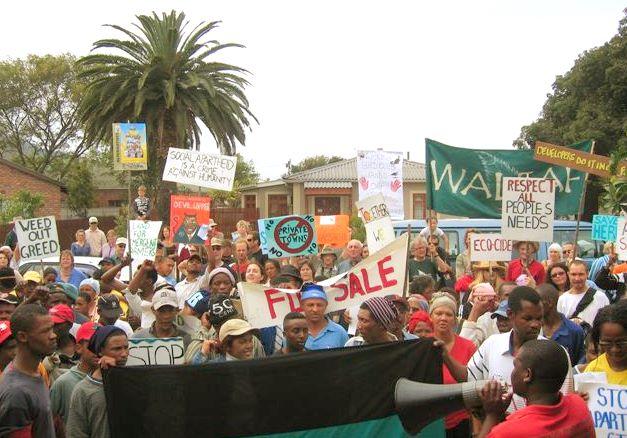 No to Lakes Eco development
