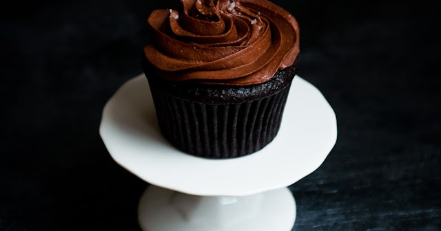 Announcing sated magazine! and Earl Grey Dark Chocolate Cupcakes and a giveaway!