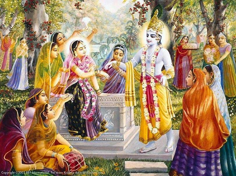 HariHarji: 'Shri Krishna-Karnamrita:' Seventieth Shloka