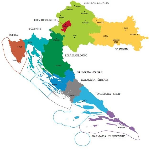 Magical Places In Croatia: Magic Croatia: The Croatian Magical Cultural Heritage
