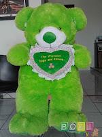 Boneka Bear Cinta Besar