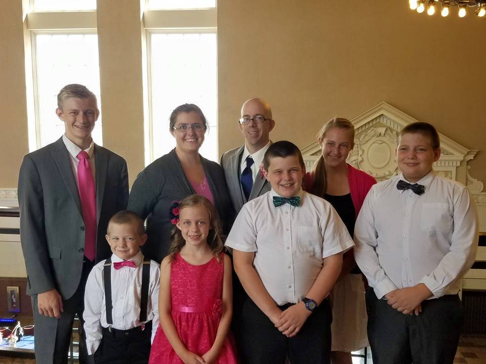 The Bidwell Crew