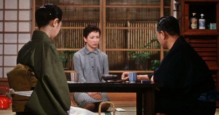 The film sufi equinox flower yasujiro ozu 1958 - Equinoxe film x ...