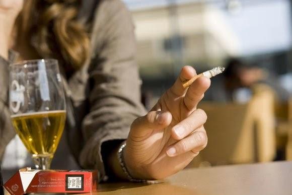 Hábitos nocivos para la salud