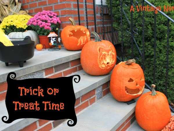 Trick or Treat Time