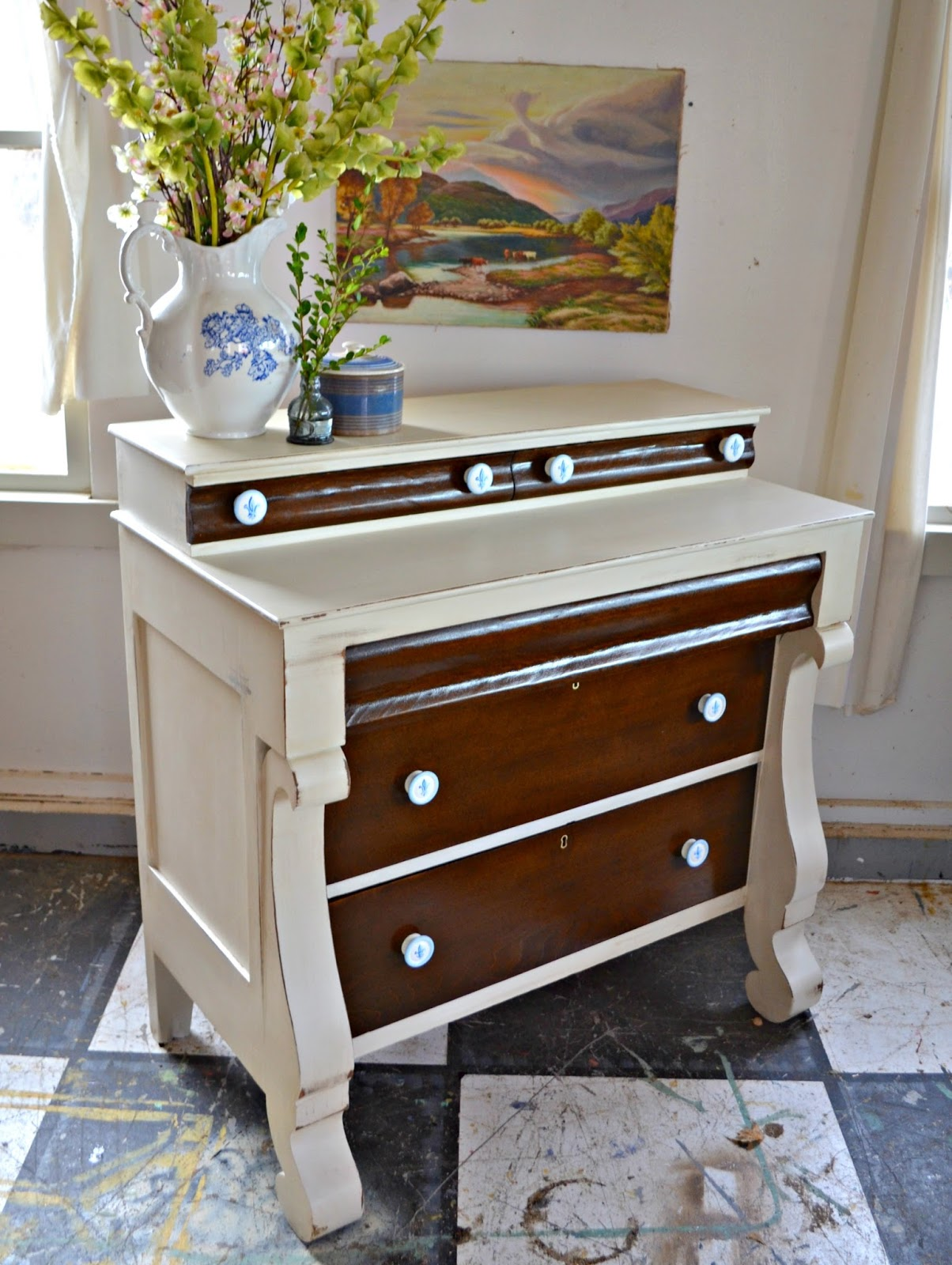 homemade so diy thought house make and easier desk much they drawer to than leather i are pulls belt photo