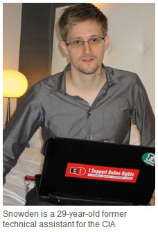 Doug Ross @ Journal: The Resume of NSA Leaker Edward Snowden: Stunning