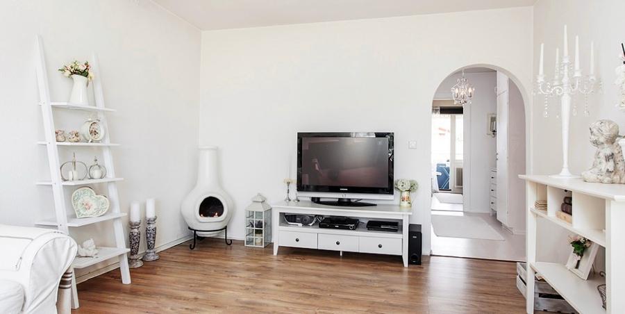 wystrój wnętrz, wnętrza, urządzanie mieszkania, dom, home decor, dekoracje, aranżacje, styl skandynawski, styl romantyczny, styl angielski, biel, miałe wnętrza, białe mieszkanie, salon