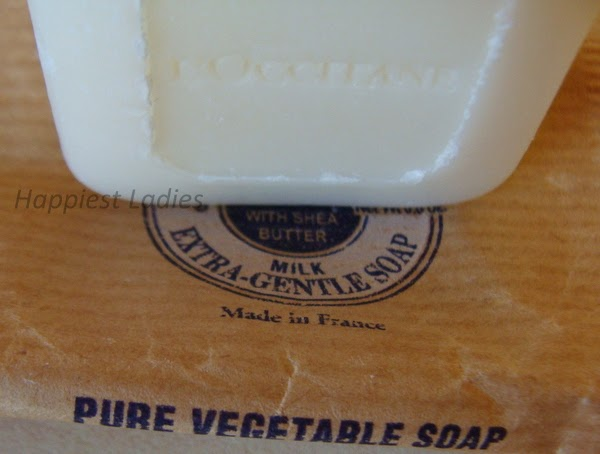 Loccitane Verbena Soap