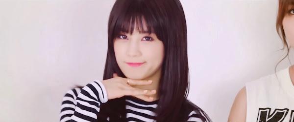 Apink Chorong Crystal