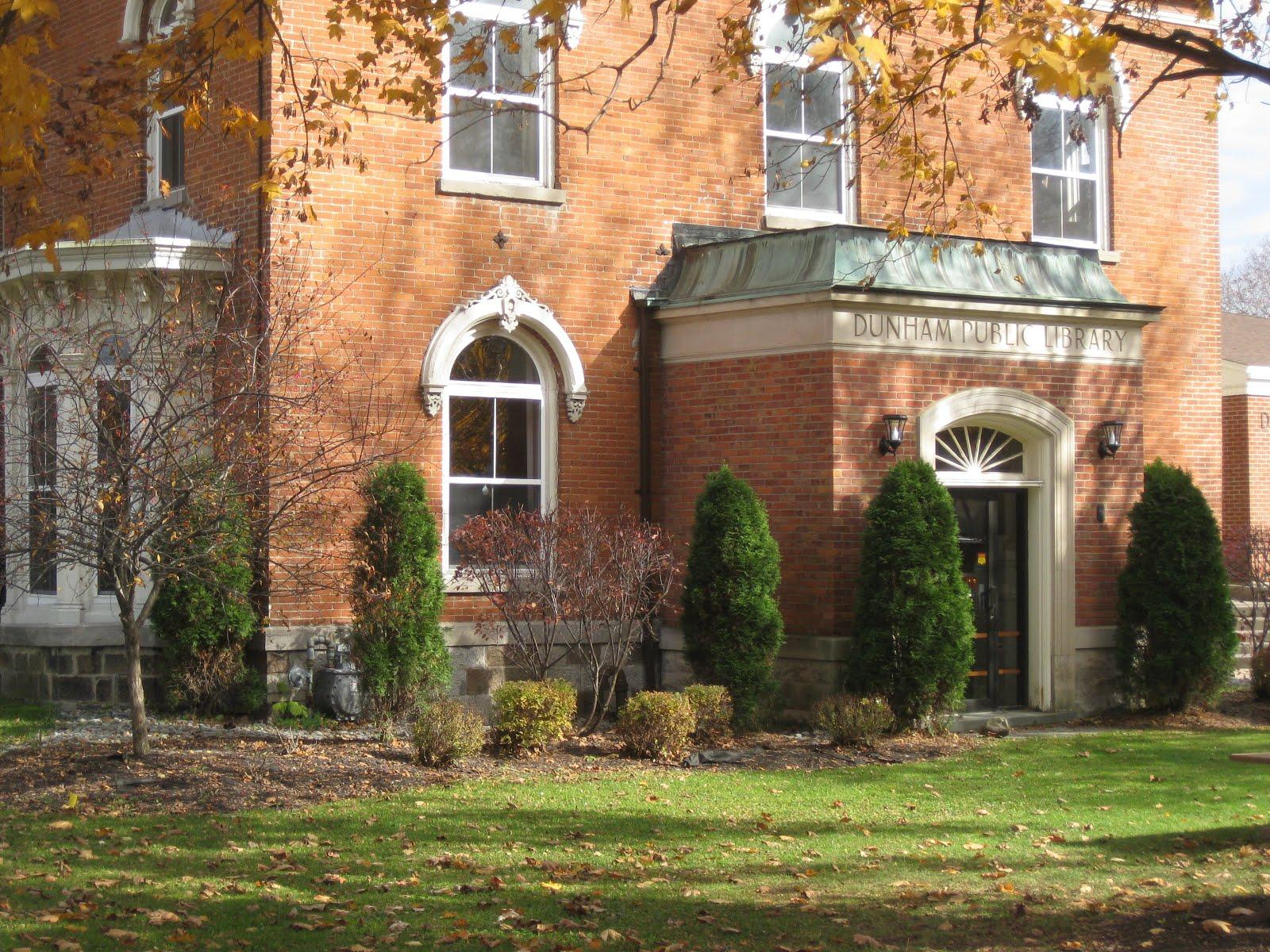 Dunham Public Library