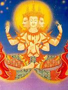 Lord BrahmaThe GeneratorThe Hindu God Brahma