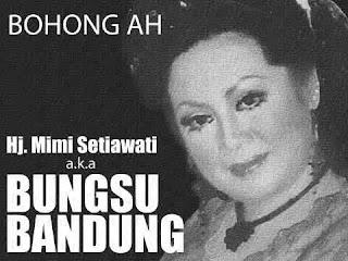 Peuting Munggaran – Bungsu Bandung