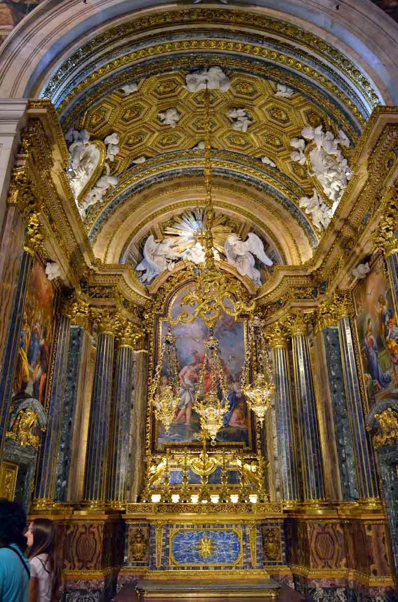 El mundo de avekr nides iglesia de san roque lisboa for El mundo de los azulejos