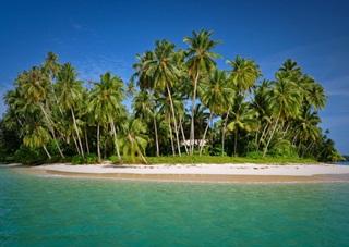 7 Pulau Terkecil Di Indonesia Yang Berpenghuni