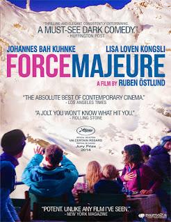 Force Majeure: La traición del instinto (2014) Online