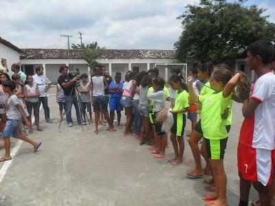 Blog de andreluizichu : REPÓRTER ANDRÉ LUIZ - ICHU - BAHIA - (75) 8122-4970 - DEUS É FIEL - EMAIL: andreluizichu@hotmail.com, Ichu: Escola Municipal Aloísio Cedraz realizou a final do campeonato entre estudantes