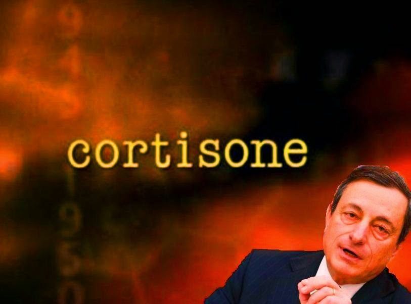 Il re del cortisone,  Draghi