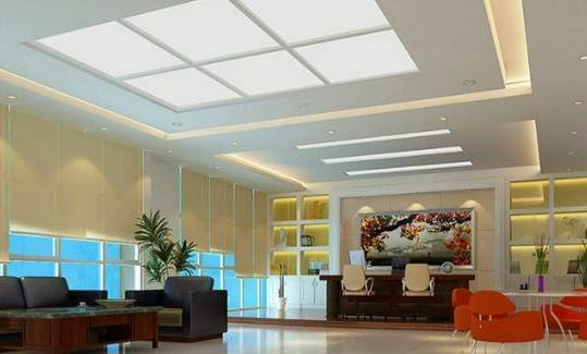 LED panel lights for home use