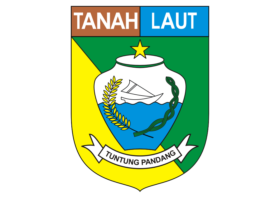Logo Pemkab Tanah Laut Vector download