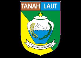 Pemkab Tanah Laut Logo Vector download free