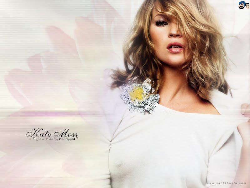 kate moss wallpaper
