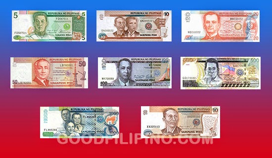 BSP: Exchange your old banknotes before 2017