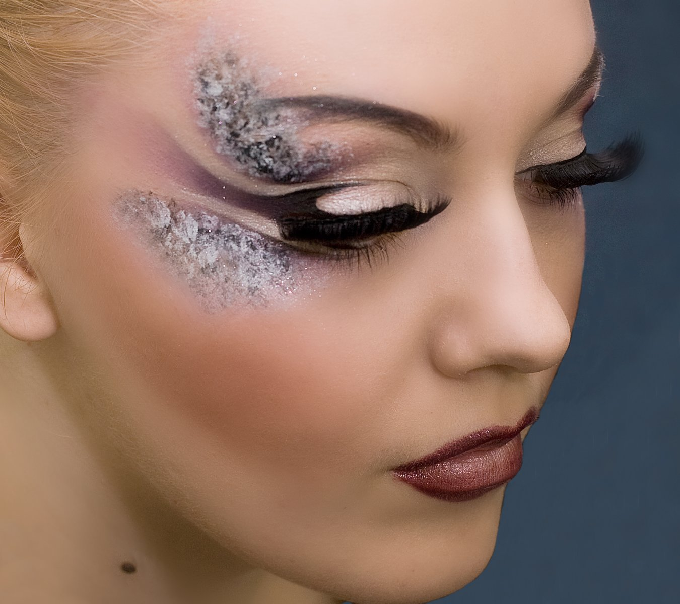 Crazy Eye Makeup Ideas