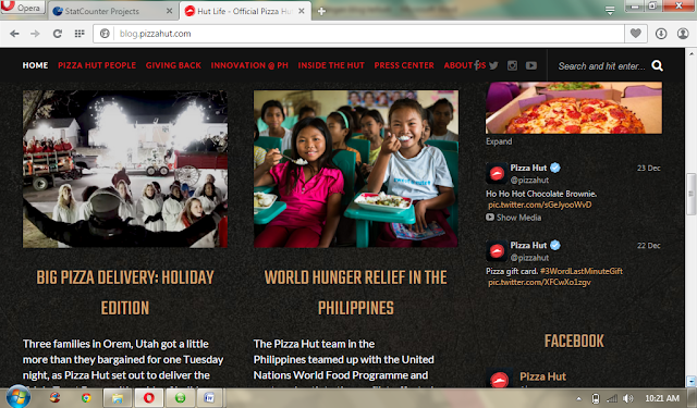 blog pizza hut