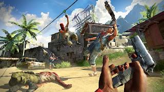 Far Cry 3 Multiplayer Island