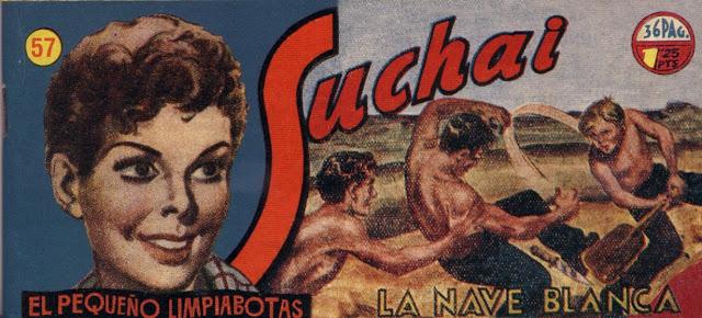 SUCHAI - Ed. Hispano Americana de Ediciones - Completo [Escaneado por Carlos Z y Solymos]
