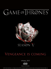Game Of Thrones - Season 5 2015