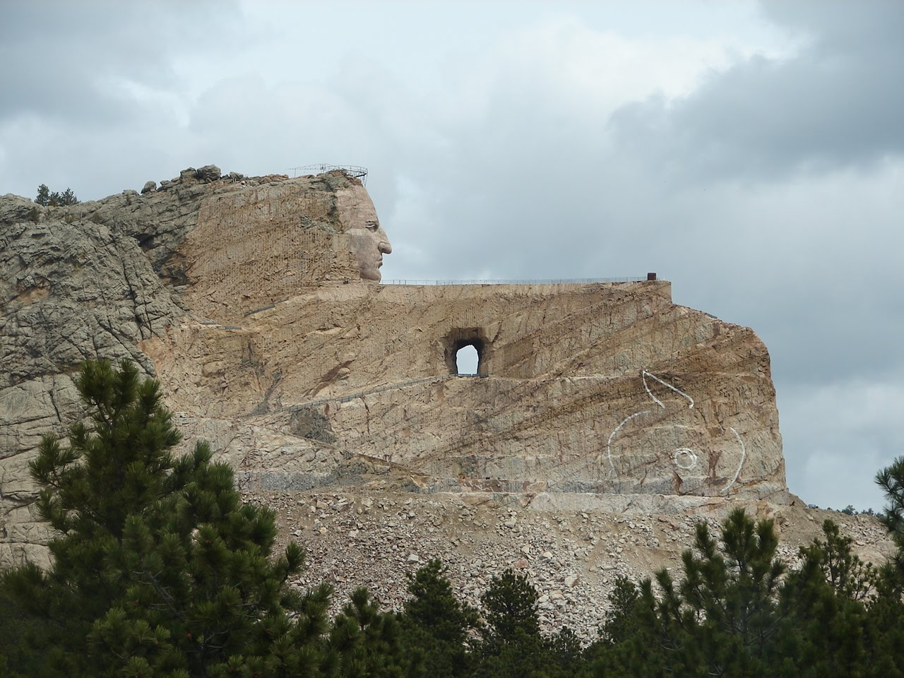 Crazy+Horse+Monument+Completion+Date Crazy Horse