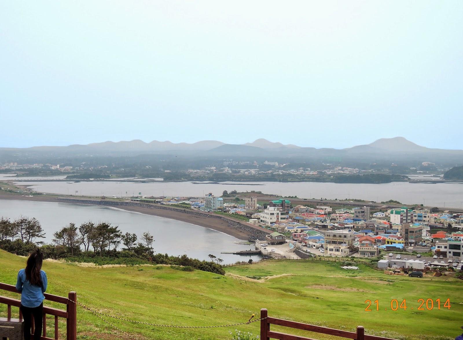 Seongsan Ilchubung Jeju