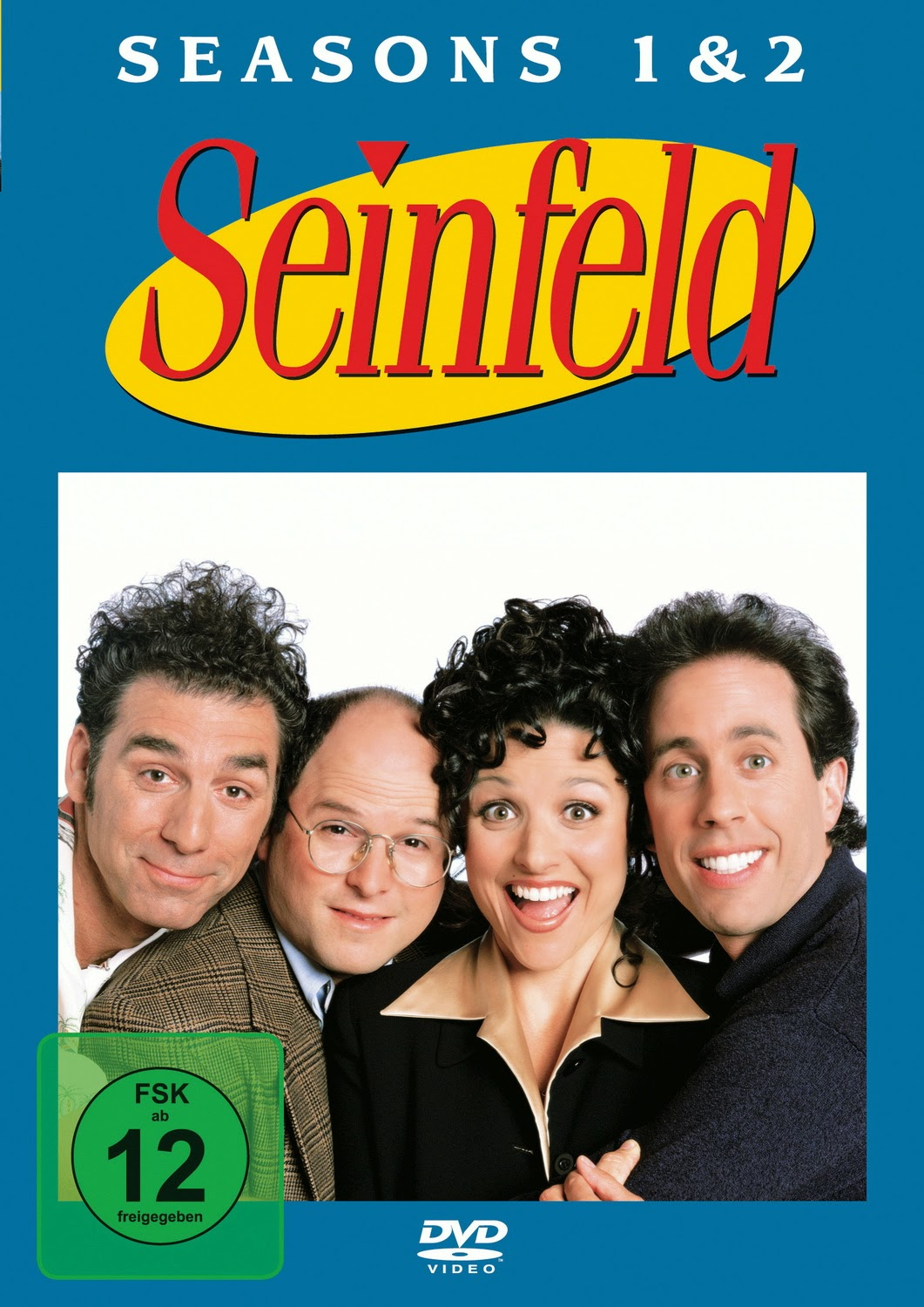 Seinfeld – Todas as Temporadas Dublado / Legendado (1989)