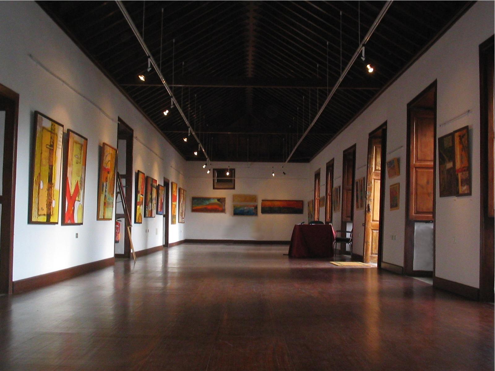 Silvia zurro arte pintura y escultura en tenerife exposiciones - Colegio de aparejadores de tenerife ...