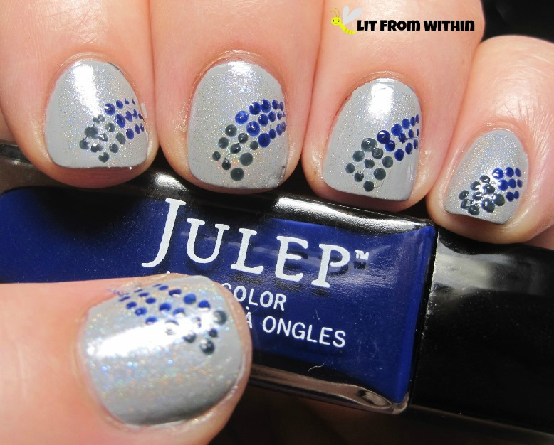 Julep Char for the next set of dots