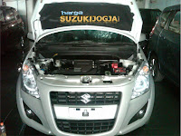 Harga Suzuki New Splash Manual dan Matik Juli 2013