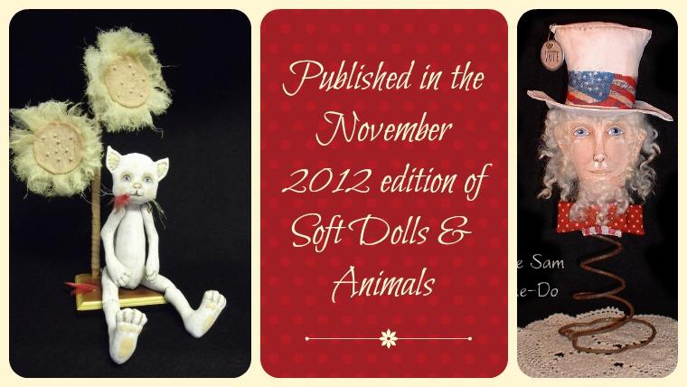 Soft Dolls and Animals