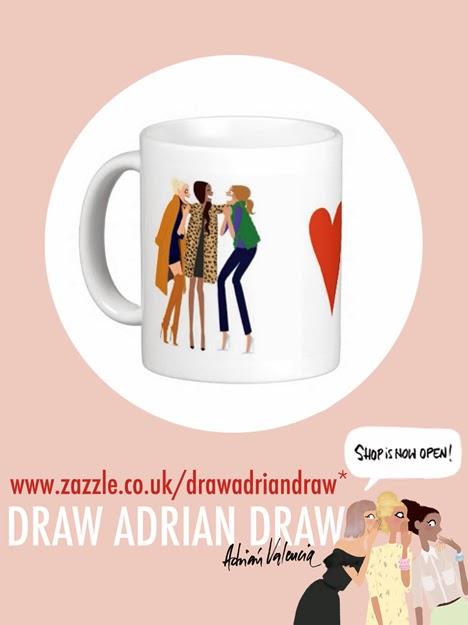 Draw Adrian Draw Shop