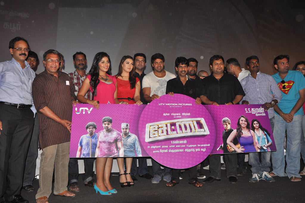 Settai Movie Audio Launch Gallery