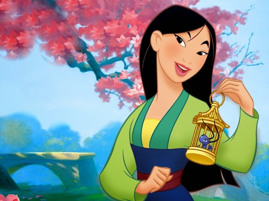 mis)Representation of the Chinese culture in Mulan (1998) | hello ...