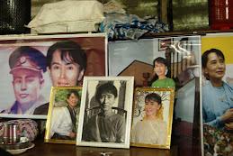 My Idol - Aung San Suu Kyi