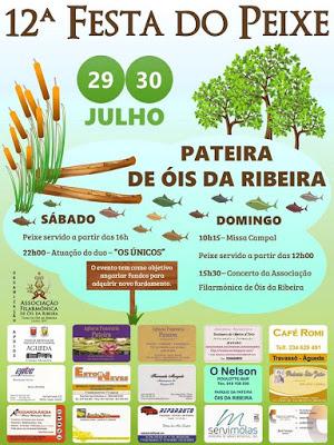 FESTA DO PEIXE DA TUNA/FILARMÓNICA DE ÓIS DA RIBEIRA!