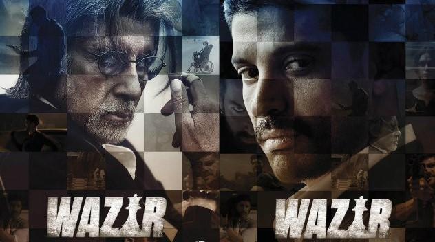 Wazir movie release