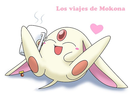 Los viajes de Mokona y algo ms