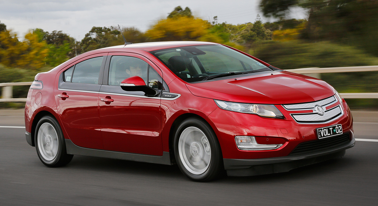 Chevy Volt And Nissan Leaf Sales Expected To Increase In 2013 Electric